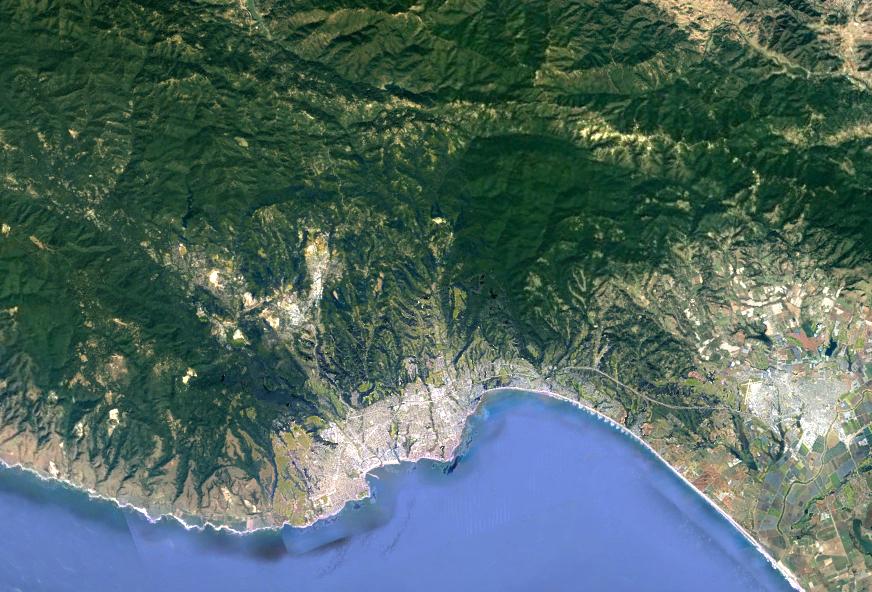 Santa Cruz Bioregion
